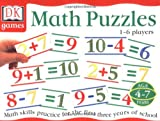 Math Puzzles: Math Skills Practice for the First Three Years of School (Dk Toys & Games)
