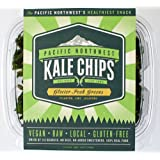 Pacific Northwest Kale Chips - Glacier Peak, 3-Pack