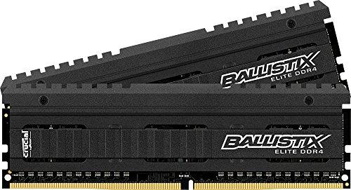 Crucial Ballistix Elite 8 GB (2 x 4 GB) DDR4-3000 Memory