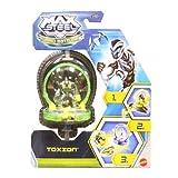 Max Steel - Toxzon, pack de figuras de acción (Mattel Y1391)