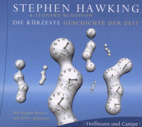 Die kürzeste Geschichte der Zeit. 3 CDs
