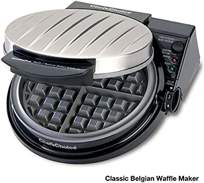 Chef's Choice 830 Waffle Pro for Classic Belgian Waffles - Special Edition from Chef's Choice