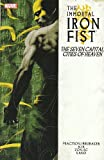 Immortal Iron Fist, Vol. 2: The Seven Capital Cities of Heaven (0785125353) by Ed Brubaker