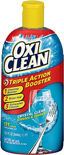 Oxiclean Dishwashing Booster, 18.4 Ounce (Dishwasher Booster compare prices)