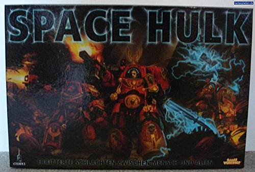 Space Hulk (2014) by Games Workshop (Warhammer Board Game compare prices)