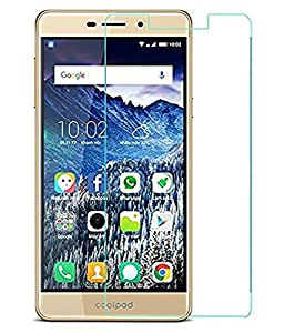 VJOY Antishock Tempered Glass Screen Protector for Asus Zenfone 2 ZE551ML and (Single Front Transparent Screen Protector) Freebies Offer : The Great Grand Diwali Deal (Get a VJOY 5200 mAh Power-Bank BLUE) (1 Year Replacement Guarantee, Li-ion Battery, Long Battery-Life) worth Rupee 1599/- absolutely free with Screen Protector)