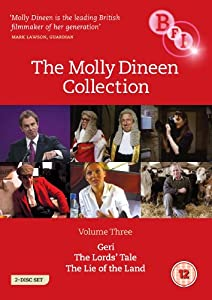 Molly Dineen Collection Volume 3: Geri | The Lord's Tale | The Lie of the Land [DVD]