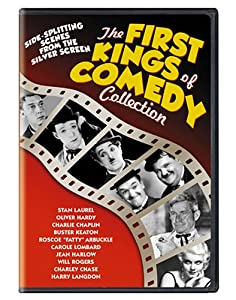 First Kings Of Comedy Collection The Golden Age Of Comedy When Comedy Was King from Genius Entertainment