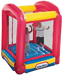 Amazon Com Little Tikes Bounce House Trampoline Toys Amp Games