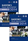 Blackstone's Police Investigators' Manual and Workbook 2014 (0199684650) by Connor, Paul