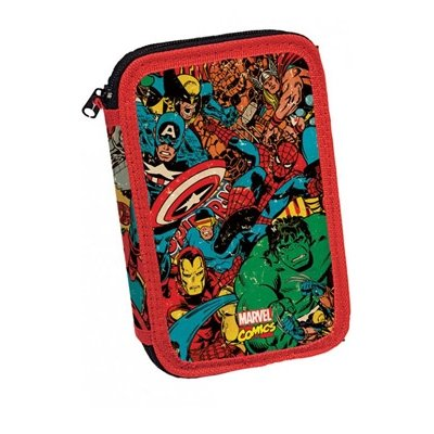 marvel-retro-estuche-diseno-de-comic-marvel