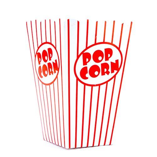 Bekith Open-Top Popcorn Box, 100/Case (Concession Stand Boxes compare prices)