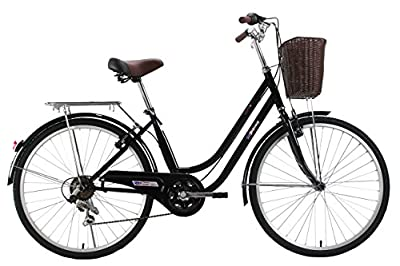 Sportsman Ladies Girls Dutch Style Bike Bicycles 6 Speeds with Warranty Lightweight