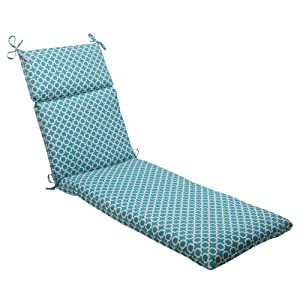Sale pillow perfect indoor outdoor hockley chaise lounge for Chaise cushion sale