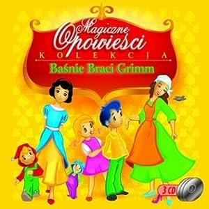 Basnie Braci Grimm (3-CD)