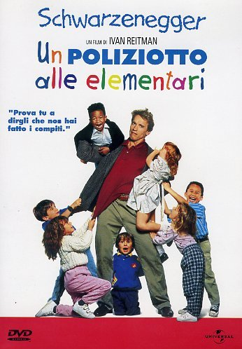 Un poliziotto alle elementari [IT Import]