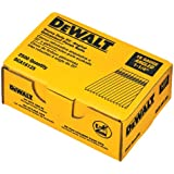 DEWALT DCA16125 1-1/4-Inch by 16 Gauge 20-Degree Finish Nail (2,500 per Box)