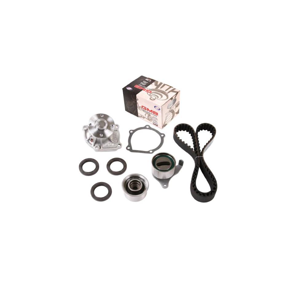 GMB Evergreen TBK208WP Toyota 16V DOHC 5EFE Timing Belt Kit