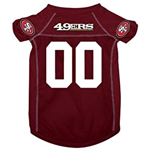 Hunter MFG San Francisco 49ers Dog Jersey, Extra Large by Hunter
