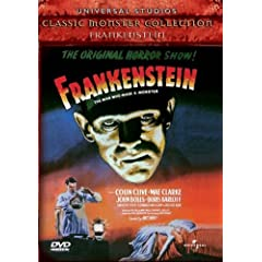 Frankenstein - James Whale