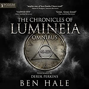The Chronicles of Lumineia Omnibus: Books 1-3 Hörbuch
