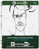 Breaking Bad 2 Temporada Blu-ray España Edición Metálica