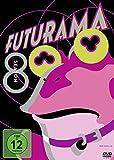 DVD Cover 'Futurama - Season 8 [2 DVDs]