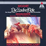Nikolaus Harnoncourt Mozart : Die Zauberflote (Highlights)