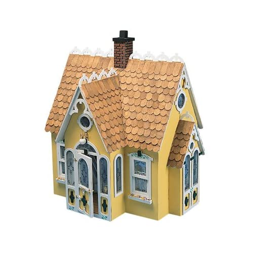 Greenleaf Buttercup Dollhouse Kit