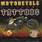 Road Warrior Motorcycle Tattoos Over 50 Assorted Temporary Tattoos (Made in the USA)