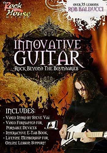 Innovative Guitar: Rock Beyond The Boundaries [Instant Access]