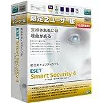ESET Smart Security V4.0 限定2ユーザー版