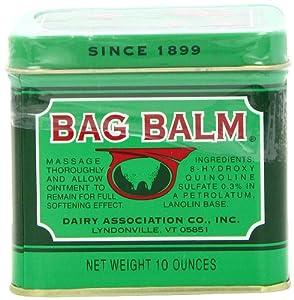 Bag-Balm, Vermonts Original Moisturizing & Softening Ointment - 10 Oz (2 pack)