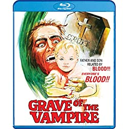 Grave Of The Vampire [Blu-ray]