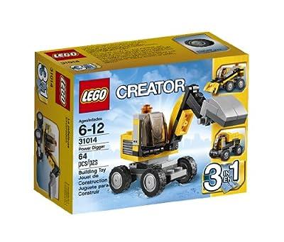LEGO Creator 31014 Power Digger by LEGO Creator
