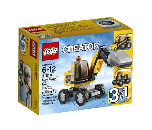 LEGO Creator 31014 Power Digger - 1