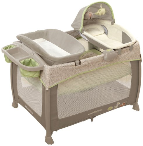 Ingenuity Washable Playard With Dream Centre, Shiloh