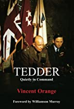 Tedder Quietly in Command by Vincent Orange