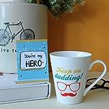 Keep on Dadding Mug-Mug 1, Fathers Day Tag 1, mugs for fathers day, ceramic mugs for fathers day, gifts for fathers day, fathers day gifts from daughter, fathers day gifts from son, fathers day gifts from kids, fathers day gifts, birthday gifts for father, birthday gifts for dad, coffee mugs for father, Conical Coffee Mug-GIFTS111711