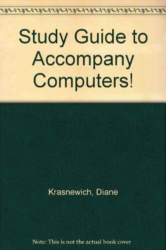 Study Guide to Accompany Computers! PDF