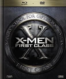 [コレクターズ・シネマブック]X-MEN:ファースト・ジェネレーション(初回生産限定) [Blu-ray]