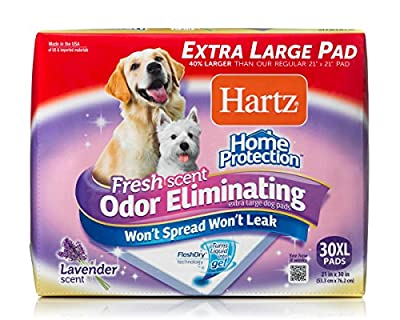 Home Pro Odor Eliminating Dog Pads, 100 Count