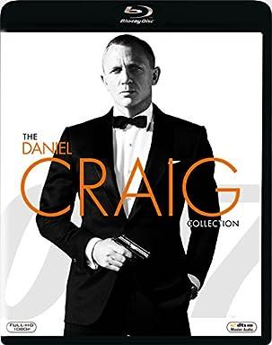 007/ダニエル・クレイグ ブルーレイコレクション(3枚組) [Blu-ray]