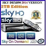 Sky DRX890 Sky+ HD Digibox 2TB MODEL