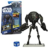 Star Wars Clone Wars Super Battle Droid Figure