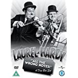 "Laurel and Hardy - Music Box Set [4 DVDs] [UK Import]von ""Laurel and Hardy"""