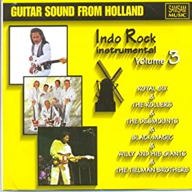 Guitar Sound From Holland 3