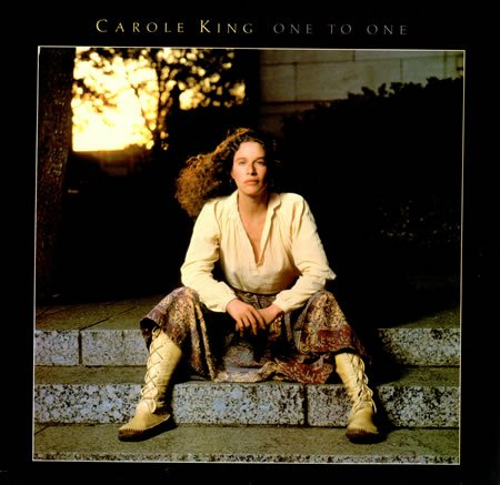 one to one LP by Carole King
