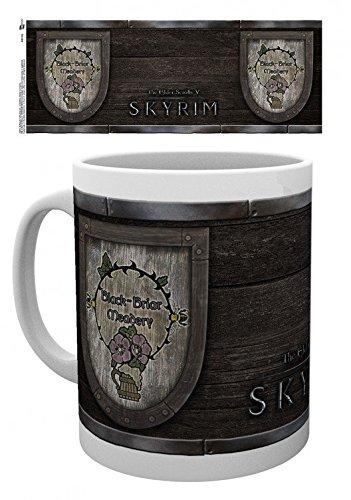 Skyrim - The Elder Scrolls V, Black-briar Tazza Da Caffè Mug (9 x 8cm)