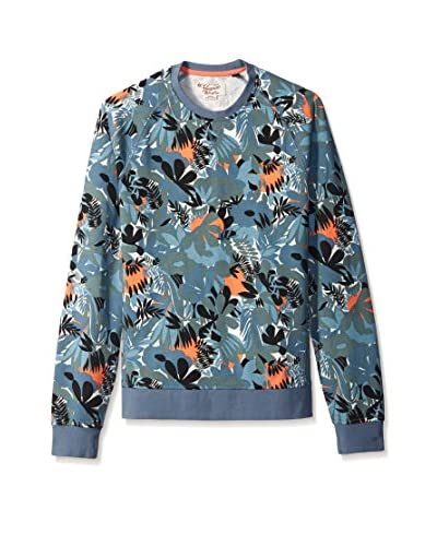 Original Penguin Men's Jungle Print Sweatshirt